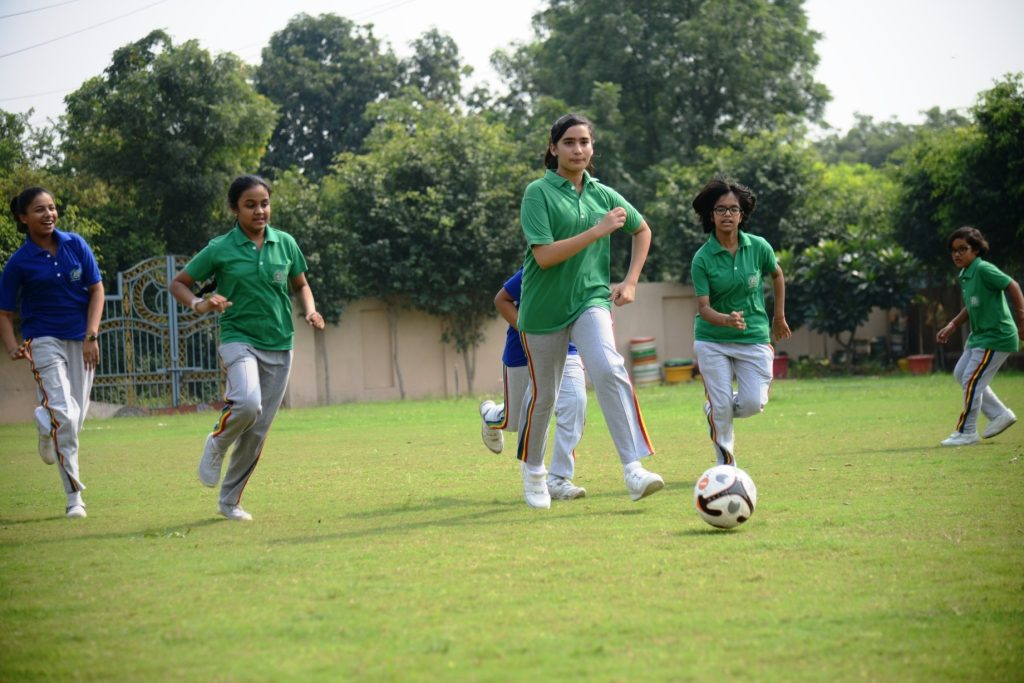 Sports Delhi World Public School